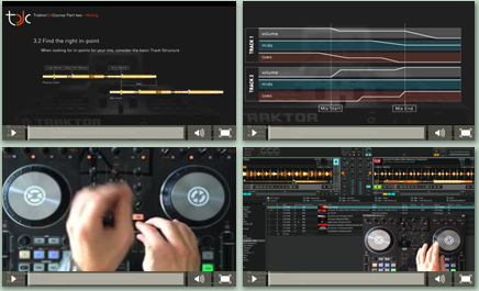 traktor tutorial part 2