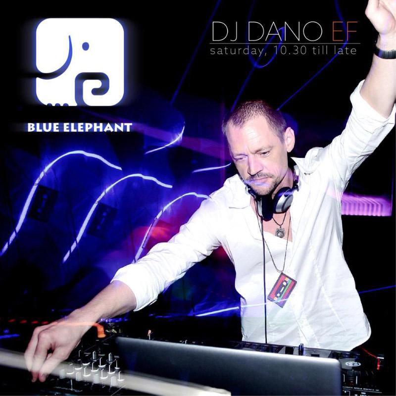 DanoEF @ Blue Elephant
